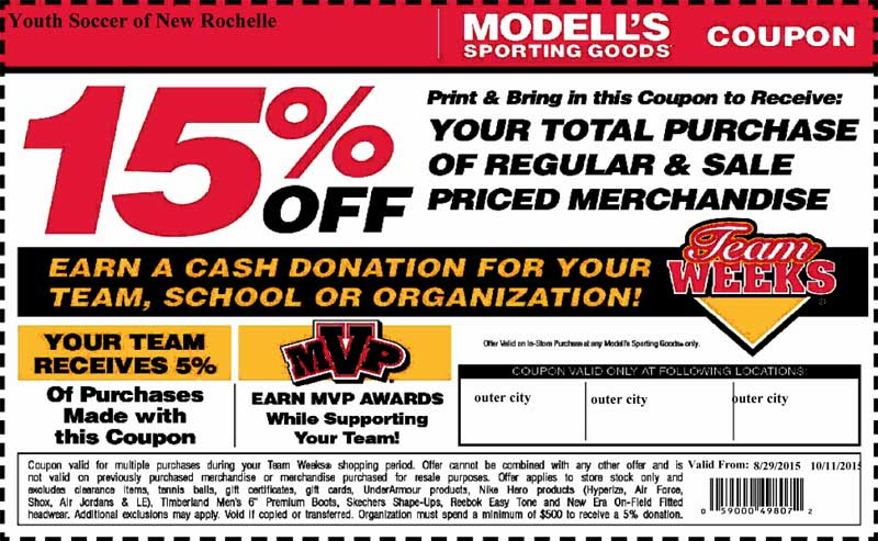 ysnr modells coupon fall 2015